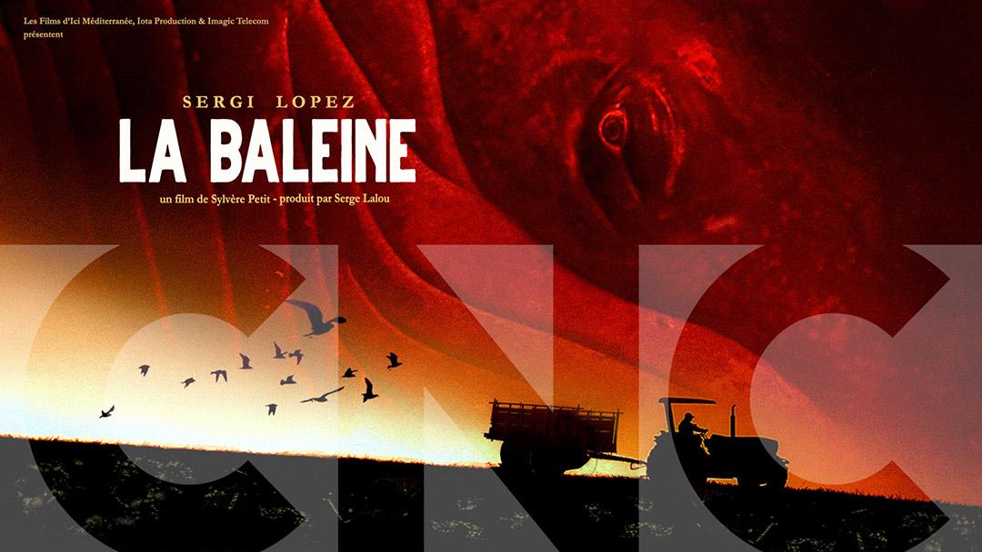 Affiche Rouge H CNC L+