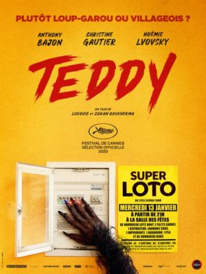 affiche teddy