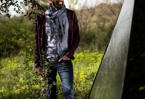 Léo Ponge, Chef électro, réalisateur.Photo: Ulrich Lebeuf / Myop
