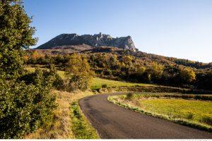 le pic de Bugarach Haute vallée de l'Aude